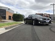 2010 ford fg Xr6 turbo ute 6 speed manual Bundoora Banyule Area Preview