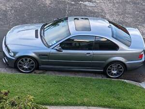 2005 Bmw M3 6 Sp Sequential Manual 2d Coupe