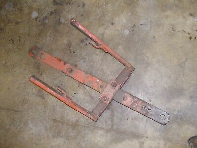 Allis Chalmers Wd Wd45 45 Tractor Nce Ac Snap Coupler Drawbar Draw Bar Assembly