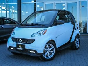 2015 Smart fortwo pure cpé Canadian Package