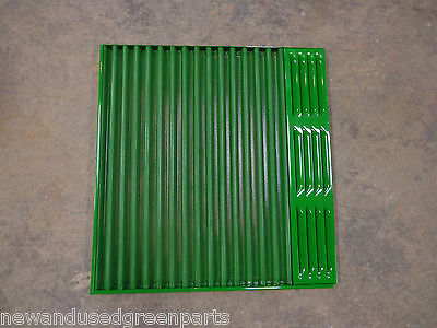 Side Screen With Louvers For John Deere 5020 6030 Lh Side Ar36713