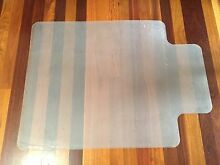 Chair floor mat protector Waratah West Newcastle Area Preview