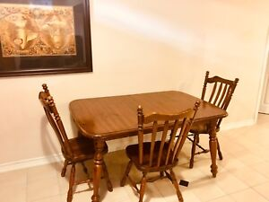 For sale: Bedroom Set and dining table set