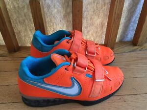 Nike Romaleos 2 (weightlifting shoes)