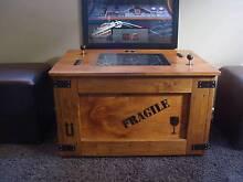 Arcade machine - Custom built Industrial crate Labrador Gold Coast City Preview