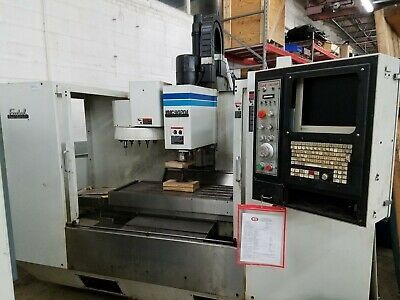 Fadal 4020 Vertical Machining Center
