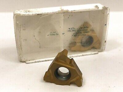 Seco 22er5acme New Carbide Inserts Edp 67307 Grade Cp500 2pcs