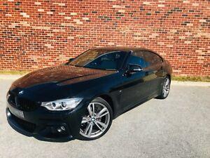 2017 BMW Series 420i Grand Coupe Auto $44,990