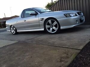 Holden commodore 2004 vz ss ute 5.7 swap Wendouree Ballarat City Preview