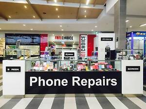 Phone repair / accessory kiosk - Net Profit $70,000 + Southport Gold Coast City Preview