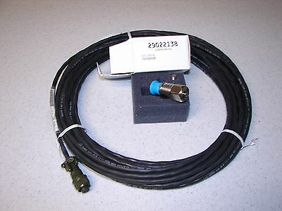 Bently Nevada Ge Wind Turbine Turningpoint Tl100 Vibration Accelerometer Cable