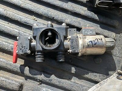 Altek 12 Volt Pressure Regulation Valve Pn 17274