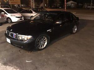 BMW 2005 745I