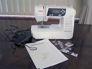 Janome 2160 DC electronic sewing machine Riverside West Tamar Preview