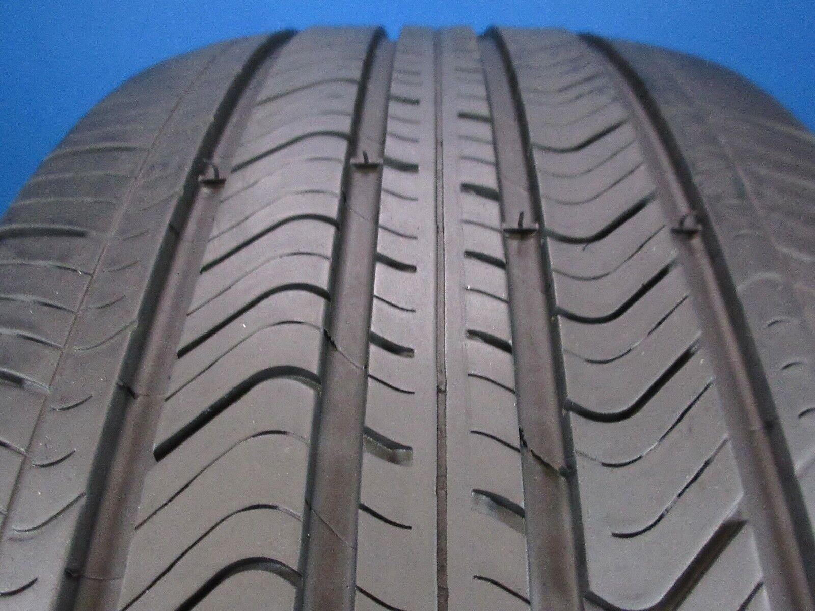 Used Michelin Primacy MXV4   235 50 19   6-7/32 Tread No Patch  1648E