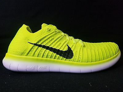 Men's Authentic Nike Free RN Flyknit MS Running Shoes B06 ()