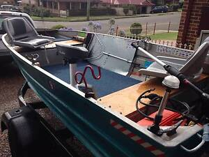Fishing Boat Buff Point Wyong Area Preview