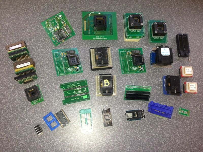 Assorted Programming Adapters