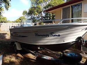 2009 Quintrex 490 Top Ender 60hp 4 Stroke Yamaha Cooktown Cook Area Preview