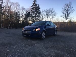 LOW LOW km! Chevrolet Sonic