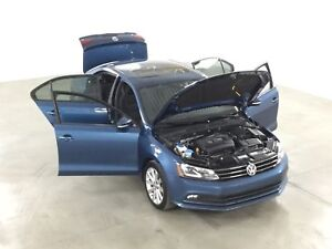 2016 Volkswagen Jetta 1.8T Sport Package Toit Ouvrant*Mags*Camer