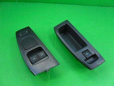 VW VOLKSWAGEN FOX 2006 - 2011 WINDOWS AND DOOR LOCK SWITCH WITH SURROUNDING TRIM