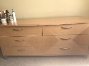 Dresser and side table
