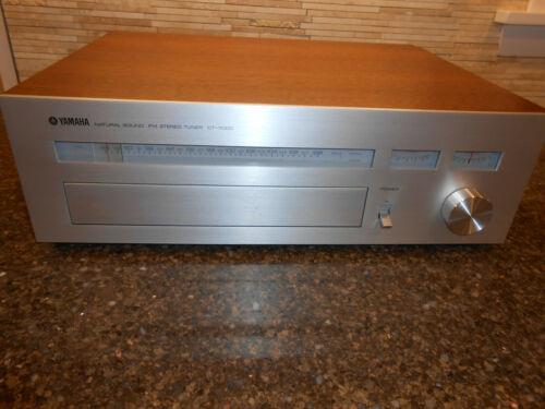Yamaha CT-7000 FM Tuner, Restored & Aligned