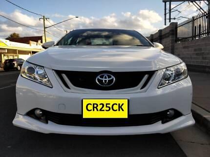 Toyota Aurion Sportivo 2015 Bankstown Bankstown Area Preview