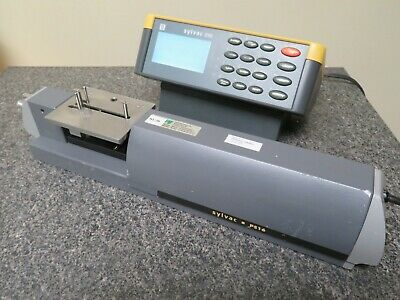 Sylvac Ps16-50 Bench-top Measuring Machine W Sylvac D90 Readout Nu30