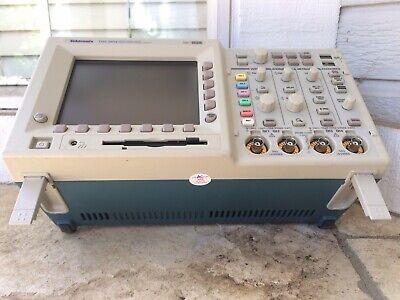 V Low Hours Cald Tektronix Tds 3054 Dig Phosphor Oscilloscope 500mhz 4ch 5gsas