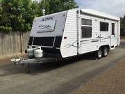 Olympic Seaview 640 ss 21ft6 semi offroad caravan, reg to Nov'19 Cranbourne South Casey Area Preview