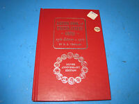 1972 Red Book A Guide Book of United States Coins Price Guide 25th Edition