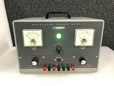 Heathkit Ip-32 High Voltage Power Supply Nice Unit