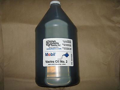 Mobil Vactra Way Oil 2 For Bridgeport Haas Mills Hardinge Lathes