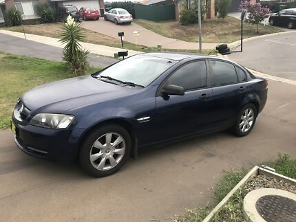 2006 Holden ve v6 automatic omega commodore