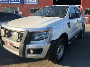2014 Ford Ranger XL 3.2L Diesel Turbo 4X4 Automatic Dropside Tray. Eagle Farm Brisbane North East Preview