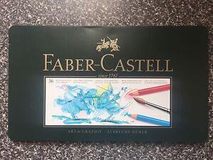 Fabre-Castell Albrecht Durer 36 watercolour pencils Mosman Mosman Area Preview