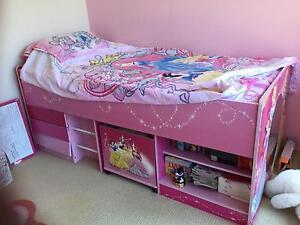Disney Princess Bed Mudgeeraba Gold Coast South Preview
