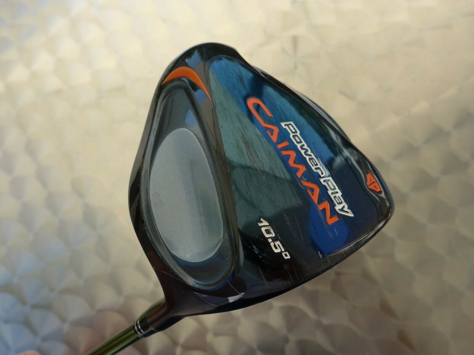 PowerPlay Golf Caiman DRIVER   10.5°