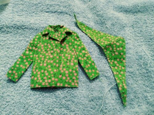Mattel Sweet 16 Doll Jacket, Scarf Outfit 9556  - $6.99