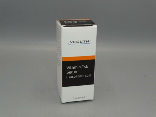 YEOUTH Vitamin C Serum For Day With Vitamin E And Hyaluronic