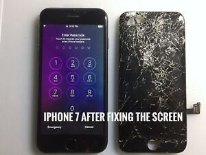 iPhone & iPad screen repair, 90 days warranty, Lowest price