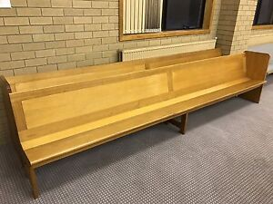 Church pews Dandenong Greater Dandenong Preview