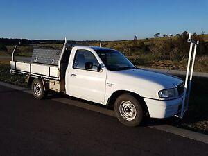 2005 Mazda B2600 Ute Fletcher Newcastle Area Preview