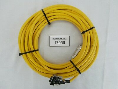 Parker 71-023382-50 Rotary Motor Encoder Cable Compumotor 50 Foot Spmx Used