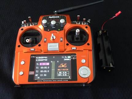 Radio Contolled Transmitter Radiolink AT10 II