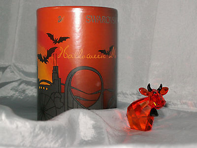 SWAROVSKI LOVLOTS HALLOWEEN MO 2009 LIMITED EDITION - Brand NEW in BOX](Halloween Mo)