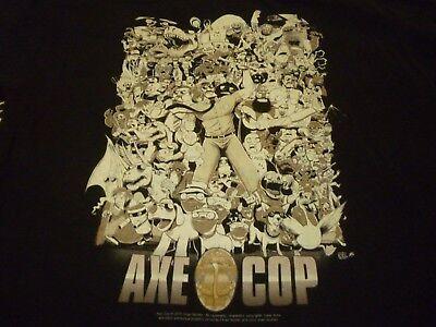 Size L ) Nice Condition!!! (Cop-shirt)