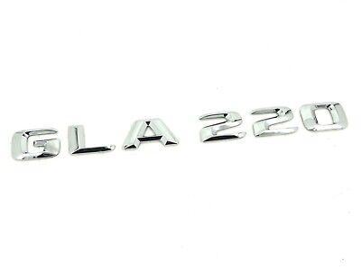Original Mercedes Gla 220 Stiefel Abzeichen Hinten Stern Emblem für GLA220 X156